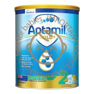 Aptamil Gold+ Follow On Milk Formula - Stage 2