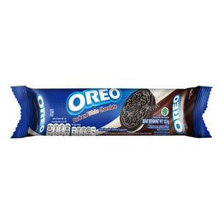 Oreo Cookie Sandwich Biscuit - Dark and White Chocolate