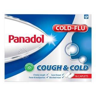 Panadol Cough & Cold Caplets