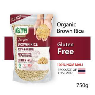 <p>Naturel Organic Hom Mali rice is produced in farms that comply with the European Union Standards and certified organic by the International Federation of Organic Agriculture Movements (IFOAM). Direct from our farm to&nbsp;your bowl, our rice is as nature intended - free from pesticides and commercial fertilizers. Eat rice, be nourished, the naturel way.</p>