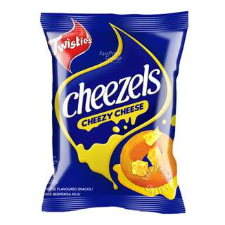 Cheezels Cheese Rings Snack - Cheezy Cheese