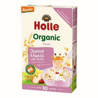 Holle Organic Junior Multigrain Muesli - Fruits