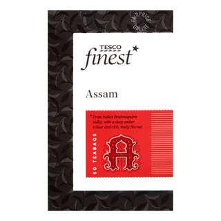 Tesco Finest Tea Bags - Assam