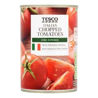 Tesco Italian Chopped Tomatoes