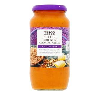 Tesco Cooking Sauce - Butter Chicken