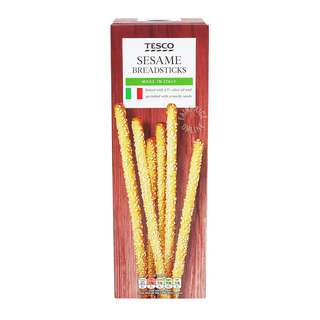 Tesco Breadsticks - Sesame