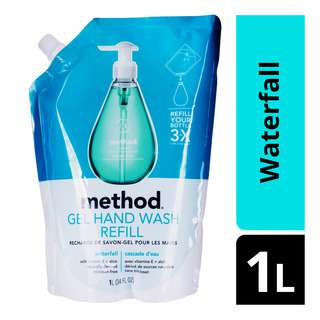 Method Gel Hand Wash Refill - Waterfall