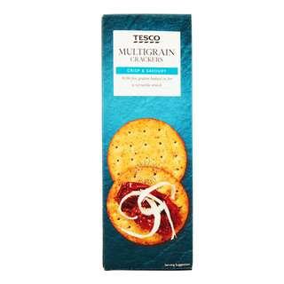 Tesco Crackers - Multigrain