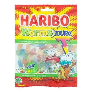 Haribo Gummy Candies - Worms Zourr