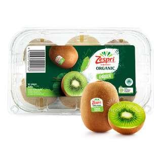 Zespri New Zealand Organic Green Kiwi
