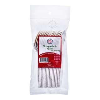 HomeProud Biodegradable Spoons