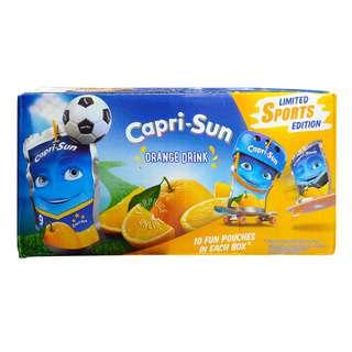 Capri-Sun Fruit Pouch Drink - Orange
