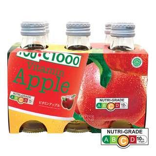 YOU-C1000 Vitamin Bottle Drink - Apple