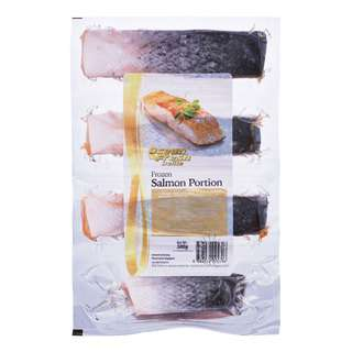 Ocean Fresh Delite Frozen Salmon Portion
