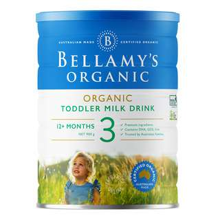 Bellamy's Organic Toddler Milk Powder - Step 3