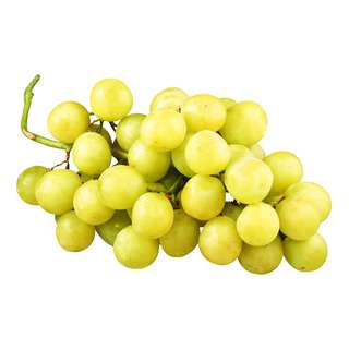 <p>Green grapes compose more of tannins, especially catechin. These antioxidants are concentrated in the skin.</p>