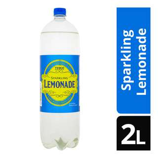 Tesco Sparkling Lemonade Bottle Drink