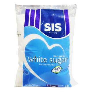 SIS White Sugar - Fine Grain