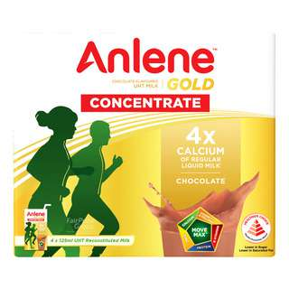 Anlene Concentrate UHT Milk - Chocolate