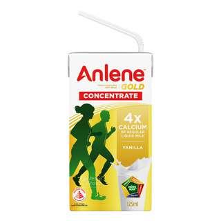 Anlene Concentrate UHT Milk - Vanilla