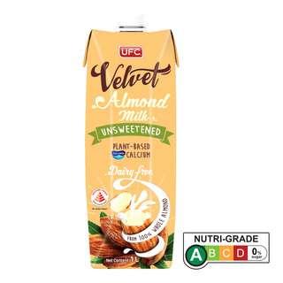 UFC Velvet Almond Milk - Unsweetened