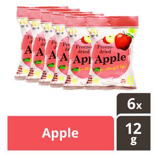 Wel.B Freeze-Dried Snack - Apple