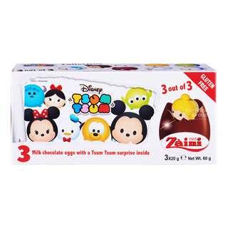 Zaini Disney Milk Chocolate Egg - Tsum Tsum Collection