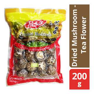 Pasar Premium Dried Mushroom - Tea Flower
