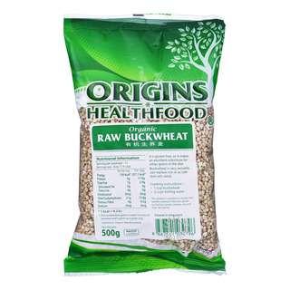 Origins Healthfood Raw Buckwheat