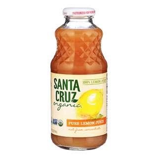 Santa Cruz Organic Bottle Juice - Pure Lemon