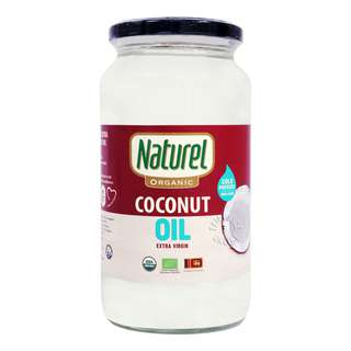 Naturel Organic Coconut Oil - Extra Virgin