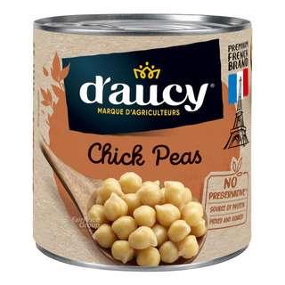 Daucy Chick Peas