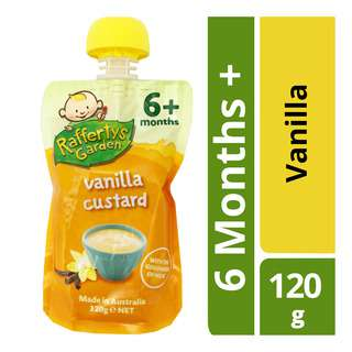 Rafferty's Garden Baby Custard Dessert - Vanilla