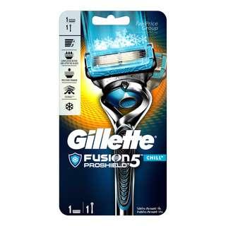Gillette Razor - Fusion ProShield (Chill)