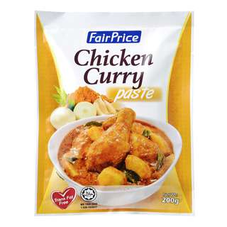 FairPrice Asian Recipe Paste Mix - Chicken Curry