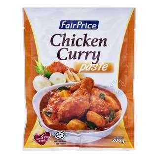 FairPrice Asian Recipe Paste Mix - Chicken Curry