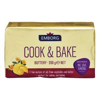 Emborg Cook & Bake Buttery