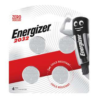 Energizer Lithium Coin Battery - 2032