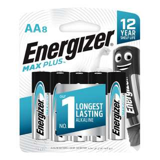 Energizer Alkaline Battery - Max Plus (AA)