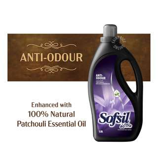Sofsil Ultra Concentrated Fabric Softener - Anti-Odour