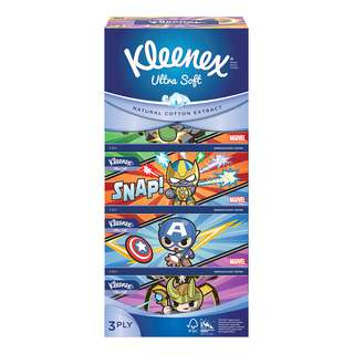 Kleenex Facial Tissue Box - Disney 2 (3ply)