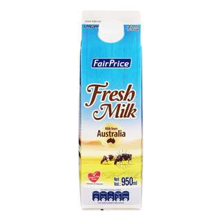 FairPrice Fresh Milk - Regular