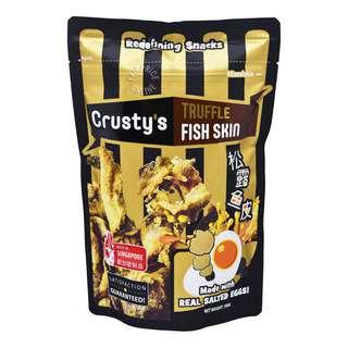 Crusty's Salted Eggs Fish Skin - Truffle