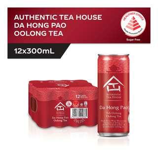 Authentic Tea House Can Drink - DaHongPao Oolong Tea
