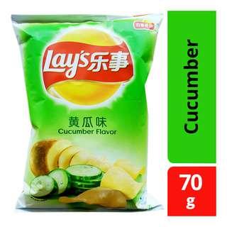 Lay's Potato Chips - Cucumber