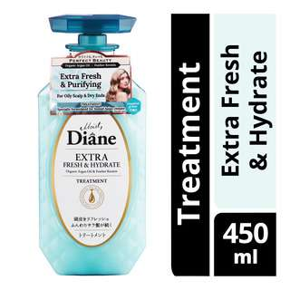 Moist Diane Treatment - Extra Fresh & Hydrate