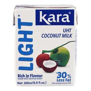 Kara UHT Coconut Milk - Light
