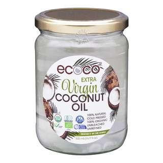 Ecoco Organic Coconut Oil - Extra Virgin