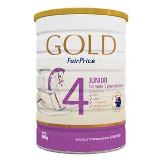 FairPrice Gold Junior Milk Formula - Stage 4
