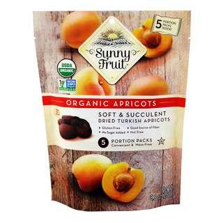 Sunny Fruit Organic Dried Fruit - Apricots